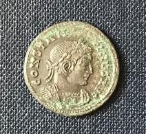 Monnaie Romaine En Cuivre Empereur Constantin 1er Nummus Cohen 15 - 7. Der Christlischen Kaiser (307 / 363)
