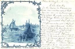 CPA - Thèmes - Illustrateur - 1901 - ROSENBAUM - Delf Serie -  Dessins Originaux - Illustrateurs & Photographes