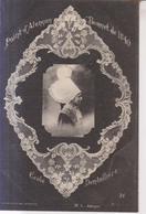 Point D'Alençon Bonnet De 1840  Ecole Dentelliere - Alencon