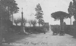 ROMA.- S. SEBASTIANO - Lugares Y Plazas