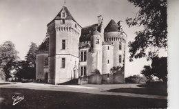 CHAMPEAUX   CHATEAU DE PUYCHENY - France