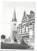 Waarloos - Kerk En Gemeentehuis. - Kontich