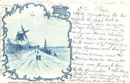CPA - Thèmes - Illustrateur - 1901 - ROSENBAUM - Delf Serie -  Dessins Originaux - Antes 1900
