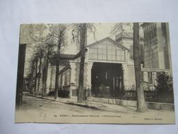CONVOYEUR   ST GERMAIN-DES-FOSSES   A  LYON   ....  VICHY          TTB - Marcophilie (Lettres)