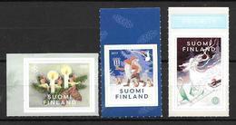 Finlande 2017 N° 2512/2514 Neufs Noël - Nuevos