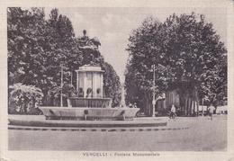 1376 - VERCELLI - FONTANA (BOLLO R.S.I.) - Vercelli