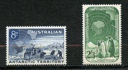 Territoire Antarctique Australien (AAT) , Yvert 3&5**, Scott L3&5**, SG 3&5**, MNH - Territoire Antarctique Australien (AAT)
