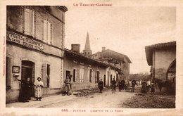 10754     FINHAN   QUARTIER DE LA POSTE - Francia