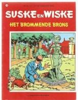 Suske En Wiske HET BROMMENDE BRONS N°128 Par Willy Vandersteen Editions Standaard Uitgeverij De 1984 - Suske & Wiske