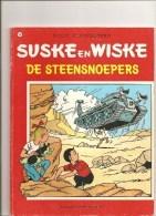 Suske En Wiske De Steensnoepers N°130 Par Willy Vandersteen Editions Standaard Uitgeverij De 1980 - Suske & Wiske