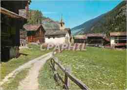 CPM Hameau Et Chapelle De Lanriaz Evolene Valais - VS Valais