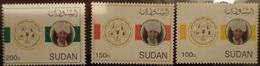 SUDAN - Al-Zubair Prize For Innovation And Scientific Excellence MNH - [2002] - Soudan (1954-...)