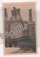 29 FINISTERE - CP CHATEAU DE TREVAREZ ( CHATEAUNEUF DU FAOU ) - COTE EST - LE DOARE PHOT. N° 1065 - Châteauneuf-du-Faou