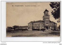 VALENCIENNES - Ensemble Du Lycée Wallon - Très Bon état - Valenciennes