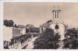 29 BREST La Place Et L'église Saint Marc - Brest