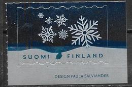 Finlande 2019 Timbre Neuf Flocons De Neige - Finland