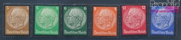 Deutsches Reich 548-553 (kompl.Ausg.) Postfrisch 1934 Hindenburg-Trauer (8193675 - Ungebraucht