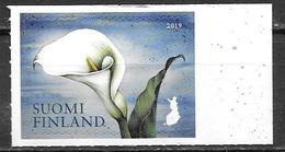 Finlande 2019 Timbre Neuf Fleur Lys - Finland