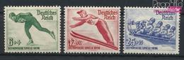 Deutsches Reich 600-602 (kompl.Ausg.) Postfrisch 1935 Winterspiele (9371279 - Deutschland
