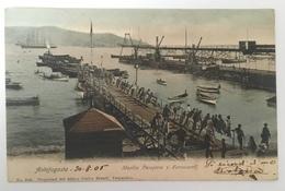 V 60302 Cile - Antofagosta ( 1905 ) - Cile
