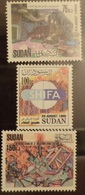 SUDAN -    American Bombing Of Elshifa Pharm. Factory In 1998- MNH - [1999] - Soudan (1954-...)