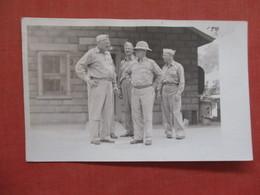 RPPC WW2 Peekskill 1944 Cancel  Card Has A Ripple    Ref  3848 - Militares
