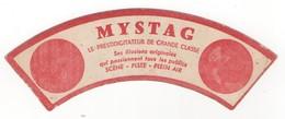 Magie. Mystag. Prestidigitateur De Grande Classe. Carton Publicitaire Pour Le Magicien Mystag. Paris - Publicités