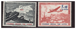 LVF N° 2 Et 3 Neufs - Francia