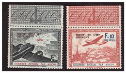 LVF N° 4 Et 5 Neufs - Frankreich