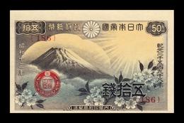 Japon Japan 50 Sen 1938 Pick 58 SC UNC - Japón