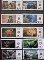 België 2018 Zoo Van Antwerpen (compleet) - Gebraucht