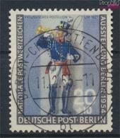 Berlin (West) 120 (kompl.Ausg.) Gestempelt 1954 Postillion (9397125 - [5] Berlin
