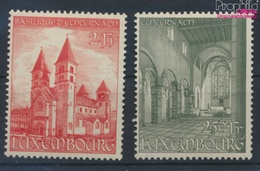 Luxemburg 514-515 (kompl.Ausg.) Mit Falz 1953 Basilika (9396388 - Luxemburg