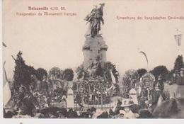 Noisseville Inauguration Du Monument Francais - Otros Municipios