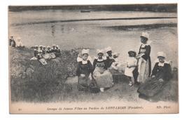 29.799/ Groupe De Jeunes Filles Au Pardon De ST LEGER - Frankrijk