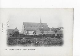 1 Cpa Louvain (Leuven) : Vue De L'ancien Béguinage - Leuven
