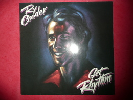 LP N°1519 - RY COODER - GET RHYTHM - COMPILATION 9 TITRES ROCK COUNTRY BLUES - Rock