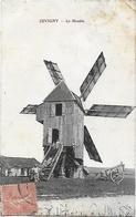 CPA Juvigny ( 51 Marne) Le Moulin - France