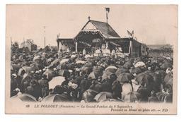 29. 805/  Le FOLGOET - Le Grand Pardon Du 8 Septembre - Pendant La Messe En Plein Air - Le Folgoët