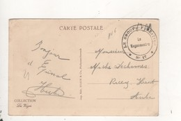 Cachet Le Groupe Forestier N°17 - War 1914-18
