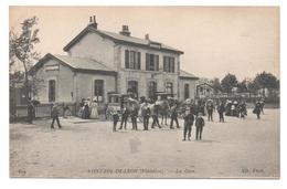 29. 811/ ST POL DE LEON - La Gare - Saint-Pol-de-Léon