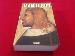 1985, JEAN LE BON PAR JEAN DEVIOSSE, ÉDITIONS FAYARD - Geschiedenis
