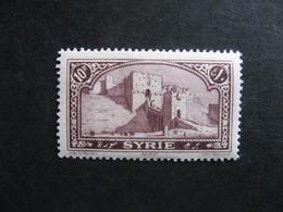 SYRIE : TB N° 165, Neuf X . - Syrië (1919-1945)