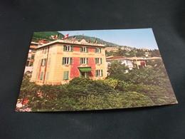 ALBERGO HOTEL GARDEN  VIA MARCO SALA  GENOVA NERVI  LIGURIA - Alberghi & Ristoranti