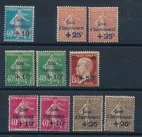 """DI-176: FRANCE: Lot Avec """"Caisse D'amortissement"""" Neufs** - Unused Stamps"""