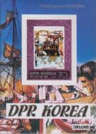 North-Korea Block72B (complete Issue) Unmounted Mint / Never Hinged 1980 Meeresforscher And Sailor - Korea, North