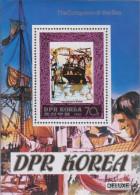 North-Korea Block72a (complete Issue) Unmounted Mint / Never Hinged 1980 Meeresforscher And Sailor - Korea, North