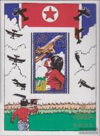 North-Korea Block64B (complete Issue) Unmounted Mint / Never Hinged 1979 International Year Of Kinof - Korea, North