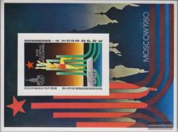 North-Korea Block61B (complete Issue) Unmounted Mint / Never Hinged 1979 Olympics Summer '80 - Korea, North