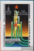 North-Korea 1888B (complete Issue) Unmounted Mint / Never Hinged 1979 Olympics Summer 1980 - Korea, North